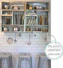 Plate Holders For Cabinets by The Plate Rack For The Home Pinterest Plate Racks Dish