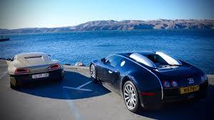 bugatti concept video rimac concept one and bugatti veyron battle on the track 0