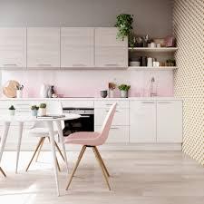 cuisine pastel quelles couleurs associer dans une cuisine blanche