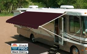 Rv Awning Extensions Rv U0026 Camper Awnings Manual U0026 Electric Shadepro Inc