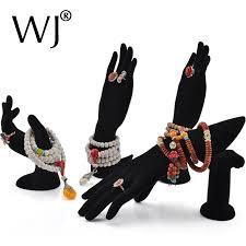 necklace bracelet display images 4 styles female mannequin hand finger jewelry glove ring bracelet jpg