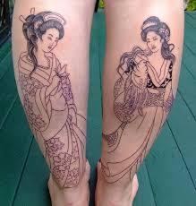geisha tattoo ideas designs u0026 meanings tatring