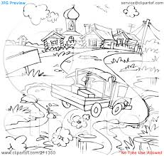 free coloring pages road emmaus