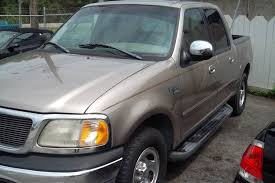 2002 ford f150 4 door gold ford f 150 in florida for sale used cars on buysellsearch