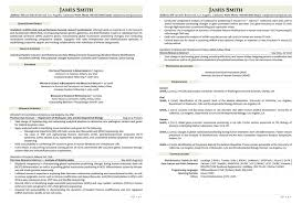 Professional Sample Resume by Sample Civilian And Federal Resumes Resume Valley