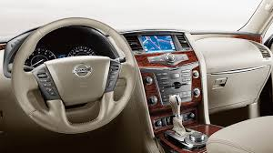 nissan armada 2018 interior 2017 nissan armada interior with wood tone trim my favourite
