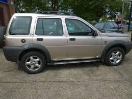 land rover freelander 2000 interior 2000 land rover freelander td4 f tempest u0026 sons lincolnshire