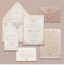blush and gold wedding invitations gold wedding invitations with glamorous touch registaz