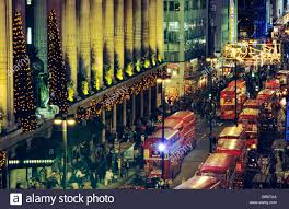 Christmas Decorations Online London by Oxford Street Selfridges Christmas Decorations Night London