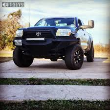 american toyota 2007 toyota tacoma american outlaw deputy toytec lifts suspension