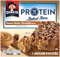 Amazon Com Quaker Chewy Granola Bars Variety Pack 58 Count by Amazon Com Quaker Baked Protein Bars Peanut Butter Chocolate
