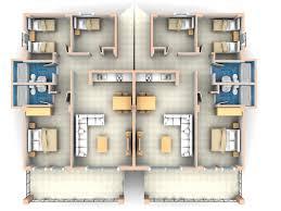 three bedroom flat floor plan three bedroom flat building house plan ideas