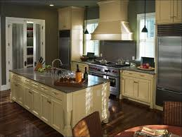 kitchen antique white kitchen cabinets taupe wall paint grey