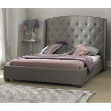 bed frames wallpaper hi res upholstered tufted sleigh bed king
