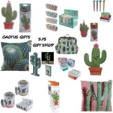 themed gifts cactus themed gift ideas cacti desert plants succulents