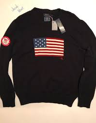 Flag Sweater Polo Ralph Lauren American Flag Sweater Mercari The Selling App