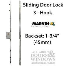 Patio Door Locks Hardware Marvin Sliding Door Locking Mechanism Sliding Multipoint Lock