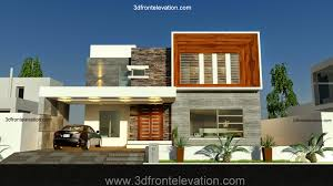 Home Design Architecture Pakistan by 3d Front Elevation Com New 1 Kanal Contemporary House Design In