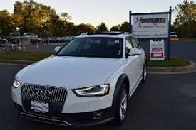 audi silver md used audi allroad for sale in silver md edmunds