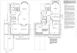 Examples Of Floor Plans For A House Example Plans Gloucester And Stroud