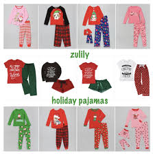 Zulily Clothes And Shoes Cheap Christmas Pajamas For The Whole Family Mommematch Com