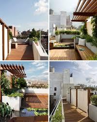 rooftop deck design urban oasis rustic modern rooftop garden deck design modern
