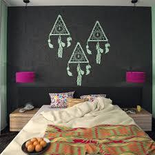 decorative dream catcher wall stencil home decor stencil dream