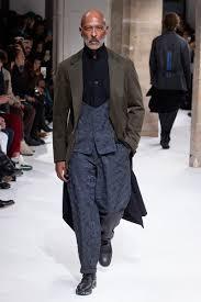 yohji yamamoto fall winter 2017 collection high fashion living