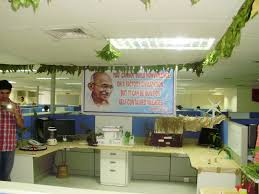 cubicle decoration ideas office decoration themes in vogue mid century christmas office