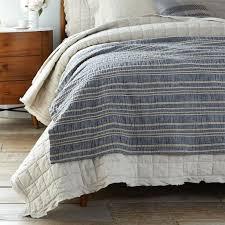 west elm coverlet corded stripe lightweight coverlet west elm a home treasures