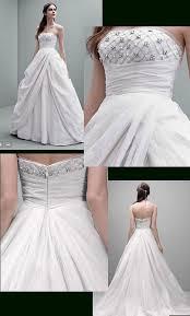vera wang bridal vera wang bridal ivory taffeta vw351237 limited edition gown