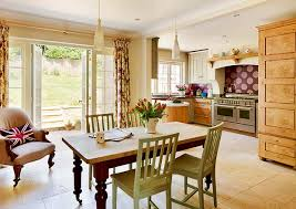Kitchen Diner Extension Ideas Huge Open Plan Kitchen Dining Room And Living Area With Open Plan