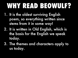 themes of beowulf poem beowulf by lois hardaway
