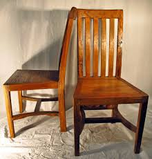 Reclaimed Dining Chairs Slat Back Salur Balero Dining Chairimpact Imports
