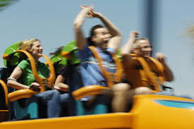I Lost My Six Flags Season Pass Six Flags Stock May Have Peaked Barron U0027s
