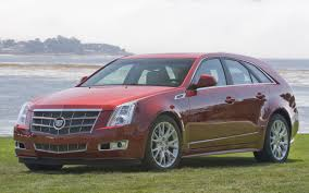 cadillac cts sports wagon cadillac cts sport wagon available from 2009