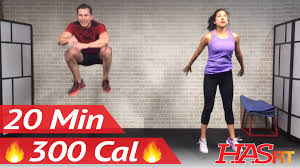 Bedroom Workout No Equipment 20 Minute Hiit Home Cardio Workout Without Equipment Full Body