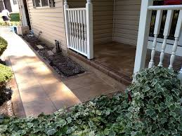 Concrete Patio Resurfacing Products by Refresh Of 12 Year Old Project Wilmington Concrete Resurfacing