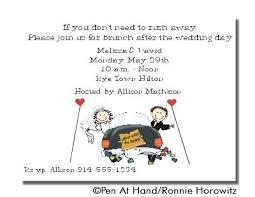 after wedding brunch invitations wedding brunch invitations plus party invitation day after wedding