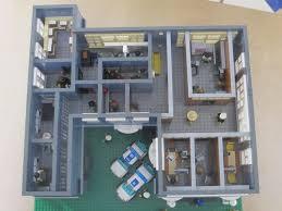 Lego House Floor Plan 213 Best Lego Interiors Images On Pinterest Lego Building Lego