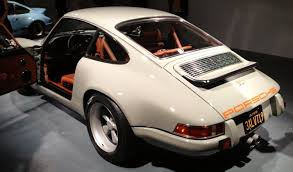 porsche singer 911 porsche singer 911 london reception youtube