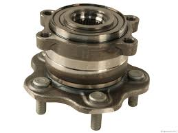 infiniti fx35 wheel bearing and hub assembly replacement beck