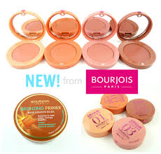 Soleil Tan De Chanel Review First Look New From Bourjois Cream Blushes And Bronzing Primer