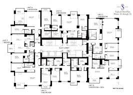 e floor plans 55 east erie floor plans