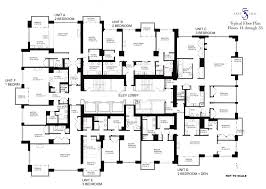 55 east erie floor plans