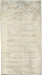 articles of confederation bill of rights institute
