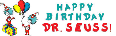 happy birthday dr seuss wordless wednesday happy birthday dr seuss wordlesswednesday