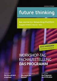 Dr Jungmann Bad Oeynhausen Future Thinking Journal Februar 2014 By Future Thinking Issuu