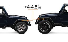 2006 tj jeep wrangler 1997 2006 jeep wrangler lift kits extremeterrain free shipping