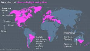 China Time Zone Map by America Needs To Have Just Two Time Zones And The World Should